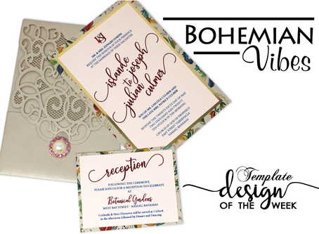 Design Of The Week - Bohemian Vibes | Islande & Julian