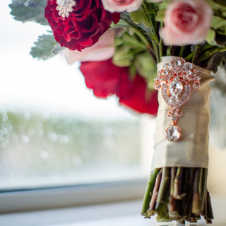 Rose Gold Brooches add Charm