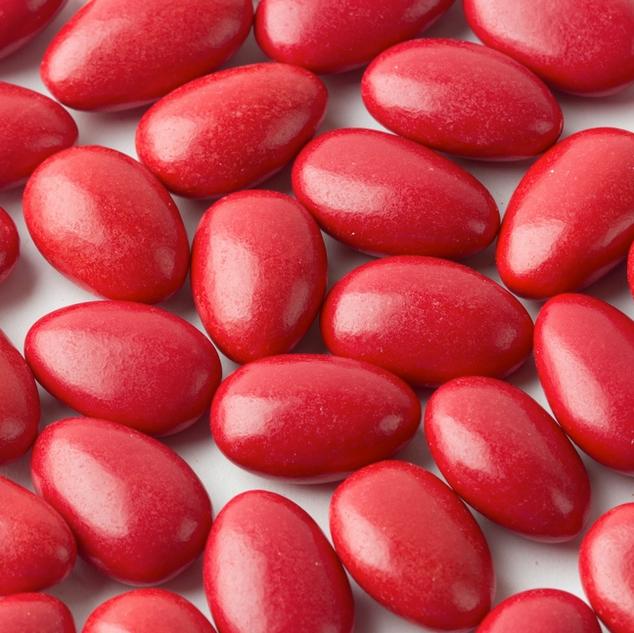 Red Jordan Almonds