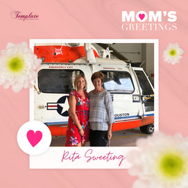 Happy Mother's Day Rita Sweeting