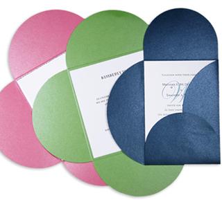 Pouchette Envelopes