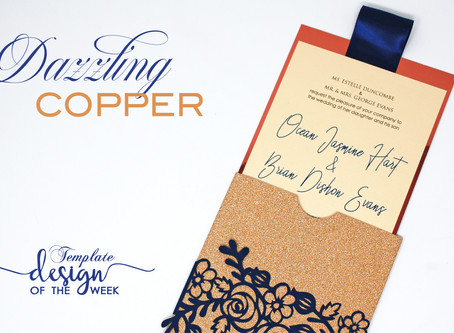 Design Of The Week - Dazzling Copper | Ocean & Brian