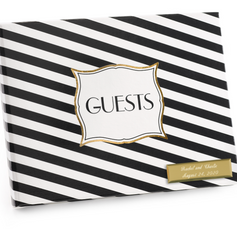 Stripes Galore - Guest Book