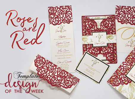 Design Of The Week - Roses are Red | Jasper & Sebastian