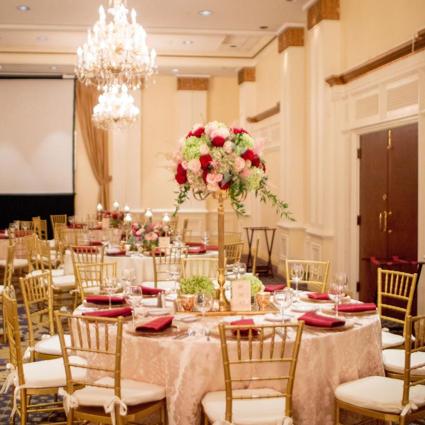 The Reception Gala
