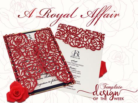 Design of The Week Rochelle & Dencil @ Balmoral