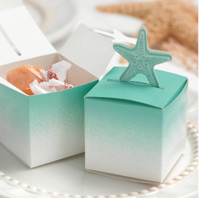 Starfish Pop-Up Boxes