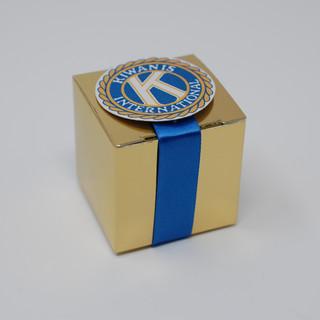 Gold Mirri Favor Box