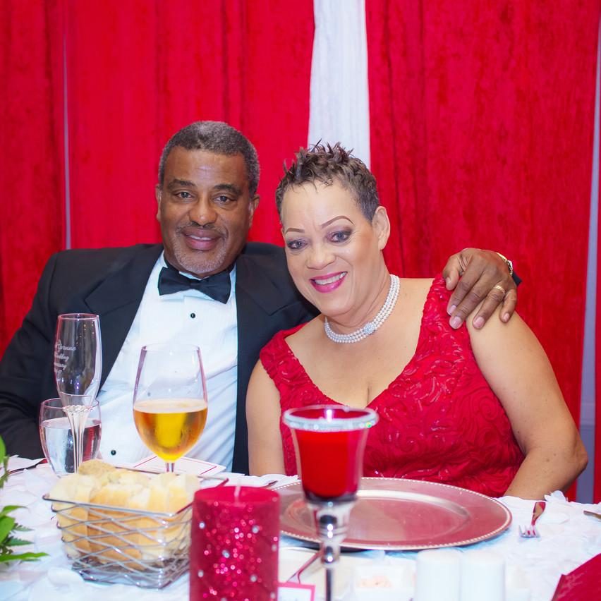 Mr. & Mrs. Craig & Yvonne Woods
