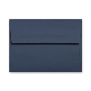 A7 Basis Navy Envelope
