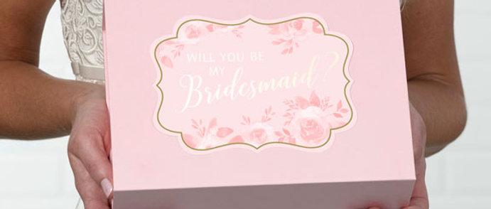 Will You Be My Bridesmaid Box