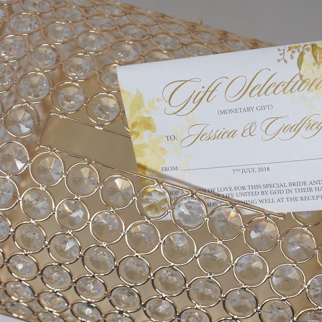 Beautiful Detailed Gift Box