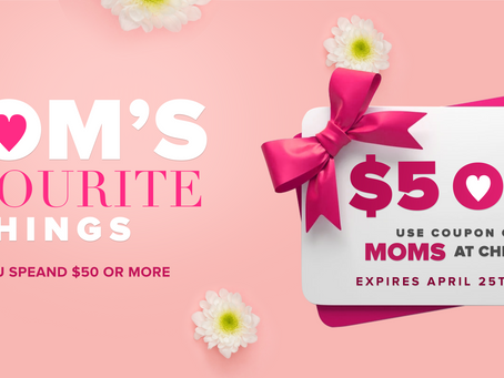 Mom's Favourite Things Coupon