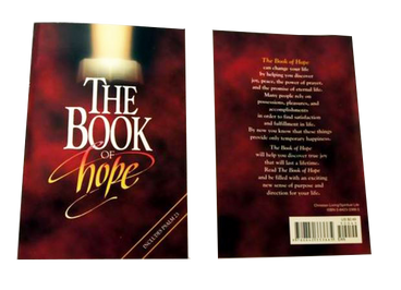 SOLD OUT! Book of Hope