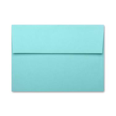 A7 Basis Aqua Envelope