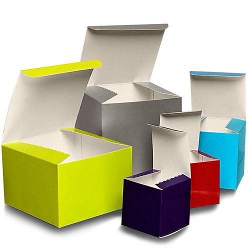 Set of 10 Favour Boxes