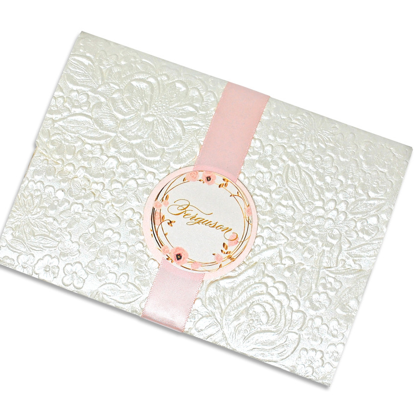 ...encased in Pink Ribbon Bellyband