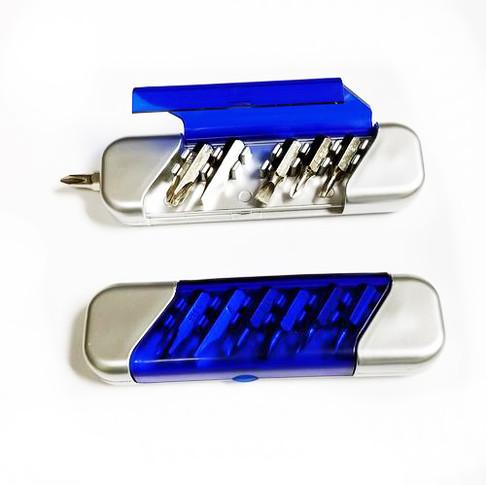 Blue Screwdriver Set