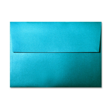 A7 So Silk Glamour Green Envelope
