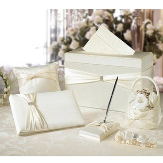 Ivory Wedding In A Box