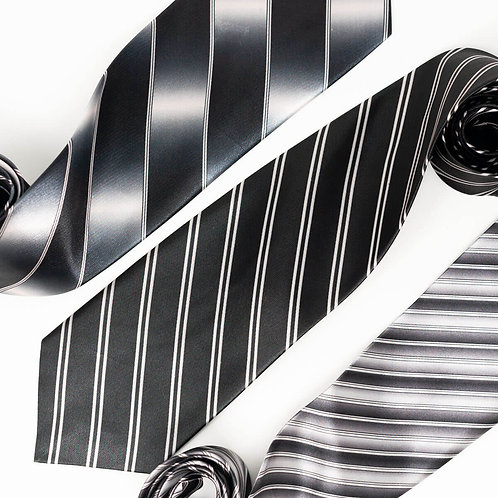Striped & Patterned Ties