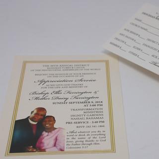 Invitation & Gift Envelope