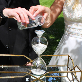 Unity Sand Hour Glass