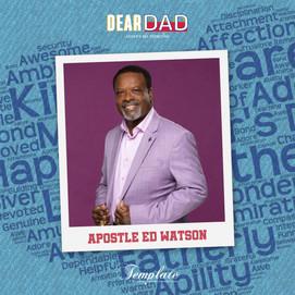 Happy Father's Day Apostle Ed Watson