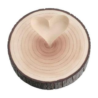Wooden Ring Holder