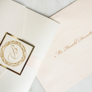 Custom Monogram Seals