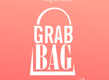 Grab Bag Is Back!
