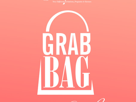 Grab Bag Is Back!