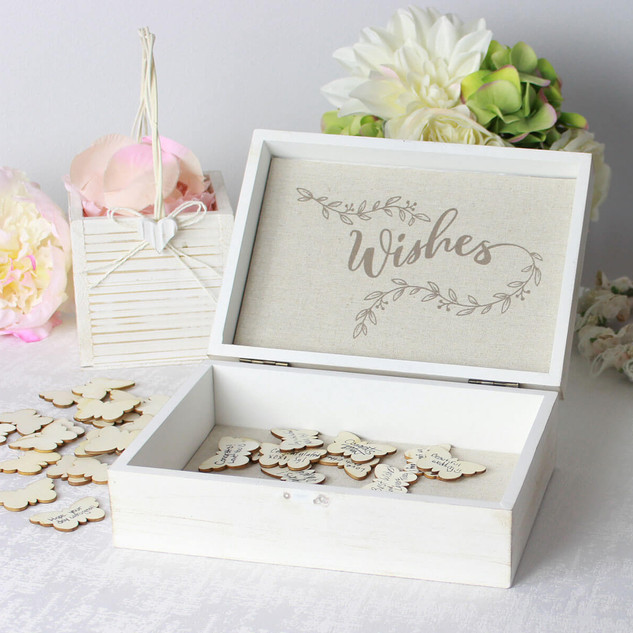Well Box & Butterfly Tags