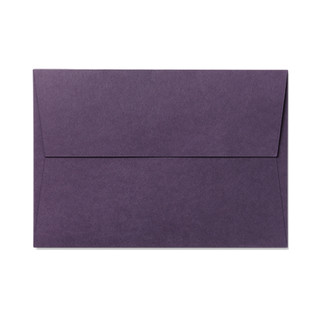 A7 Basis Dark Purple Envelope