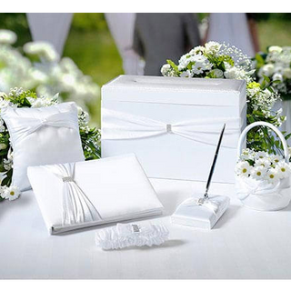 White Wedding In A Box