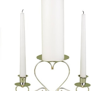Triple Heart - Candle Stand