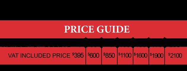Price Guide Cards w envelopes-2121-21.pn