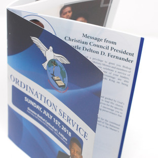 Ordination Booklet