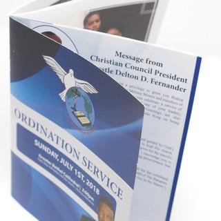 Ordination Booklet