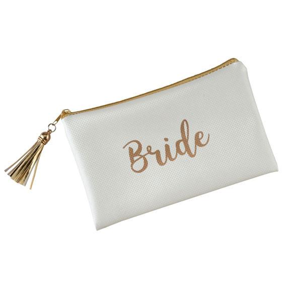 Bride Survival Bag Gold