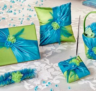 Blue & Green Set