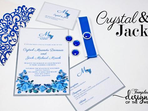 Design Of The Week - Printable Glitter | Crystal & Jack