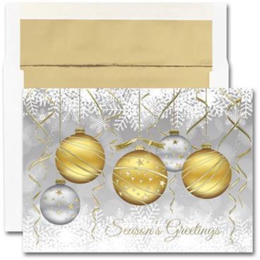 Gold & Silver Ornaments
