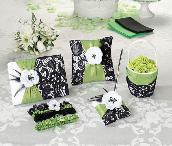 Green & Black Set