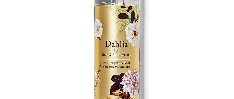 Bath & Body Works Dahlia Mist
