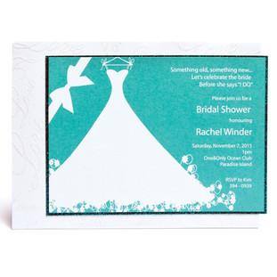 Rachel Bridal Shower Invite