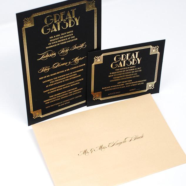Addressing of envelopes