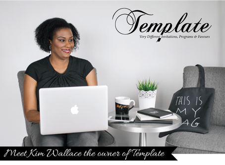 Meet Kim Wallace, the owner of Template