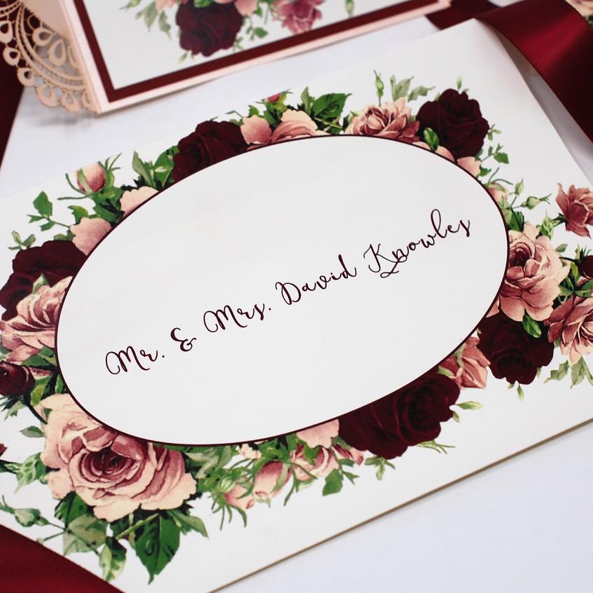 Matching Envelope Addressing