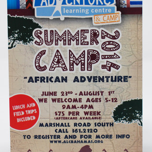 Event ALC Summer Camp African Adventure